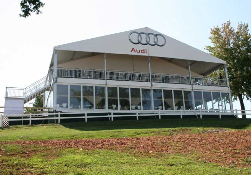 Road Atlanta : two story tent - memphite.com